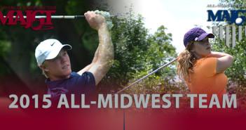 2015 All-Midwest Team Slide