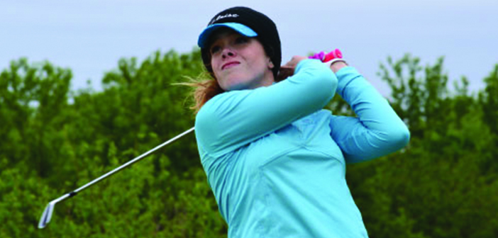 2015 All-Midwest Team member tries to qualify for LPGA majors