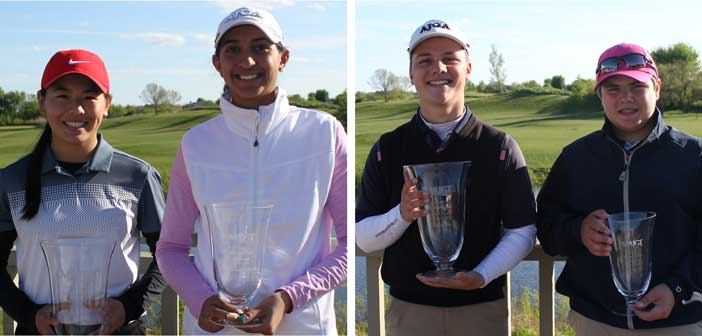 Seward & Kilbane named champions at Windmill Open