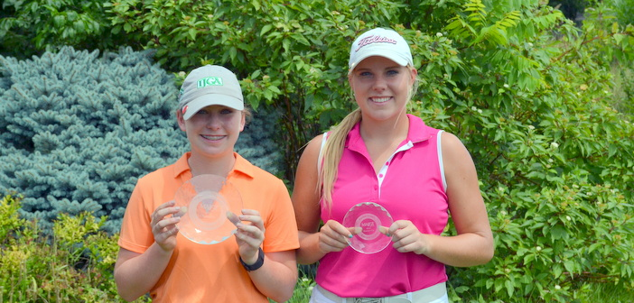 Nay and Panizo Victorious in Junior Division; Hilsmeyer Takes College Division Honors
